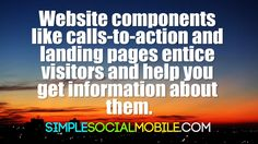 Call to Action. Landing Pages. There's best practices associated with these. Call To Action, Best Practice, Do You Know What, Artificial Intelligence, Social Media Marketing, Landing, Infographic, Infographics, Info Graphics