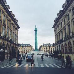 #placevendome #paris #city #lppcityguidetoparis #dangerdanger