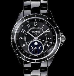 Chanel - J12 Moonphase