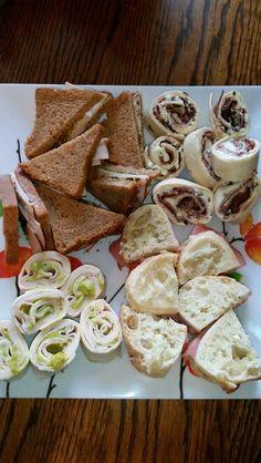 Assorted Tea Sandwiches