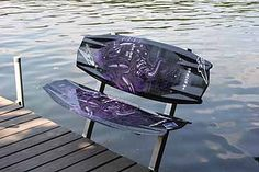 Wakeboard Bench Wakeboard Furniture Pinterest The O 39 Jays Furniture And Two Pieces