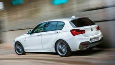New BMW 1