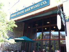 Free State Brewing Company in Lawrence, KS