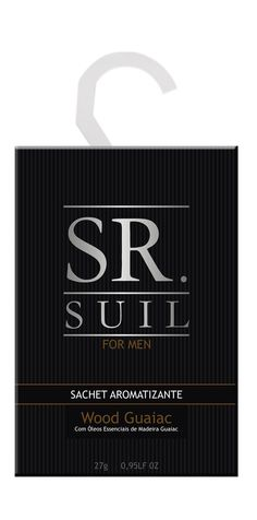 Sachê aromatizante Linha Sr. Suil ANASUIL http://www.anasuilblog.blogspot.com.br/