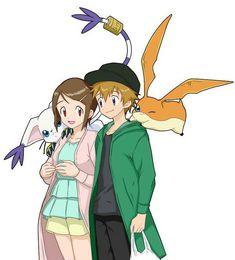 Takeru loves Hikari!! <3