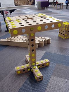 """Mekano furniture from """"Form us with Love"""""""
