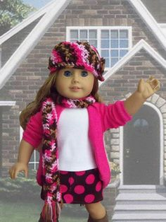 Hey, I found this really awesome Etsy listing at http://www.etsy.com/listing/165516039/american-girl-doll-clothes-skirt