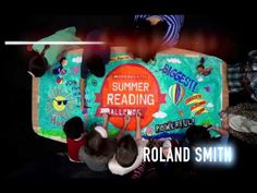 Are you up for the biggest Summer Reading Challenge EVER? - YouTube