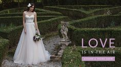 Sincerity Bridal | Romantic and Dreamy Wedding Dresses | Homepage