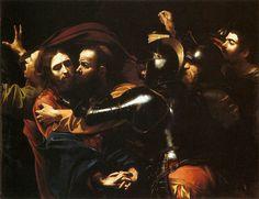 999px-Caravaggio_-_Taking_of_Christ_-_Dublin.jpg (999×768)