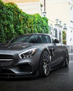 Mercedes AMG GTS www.asautoparts.com