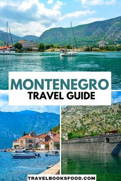4 Day Montenegro Itinerary   Things to Do in Montenegro in 4 days   3 Day Montenegro Itinerary   Places to Visit in Montenegro   Places to see in Montenegro   Tips for All Travelers to Montenegro   Free things to do in Montenegro   How to Spend 4 days in Montenegro #Montenegro #Travel European Travel Tips, Europe Travel Guide, Backpacking Europe, Europe Destinations, Travel Guides, Les Balkans, Montenegro Travel, Travel Through Europe, Free Things