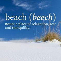 Who needs some time at the beach? #beachquotes #obx