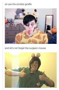 Oh Phil you're so precious❤️