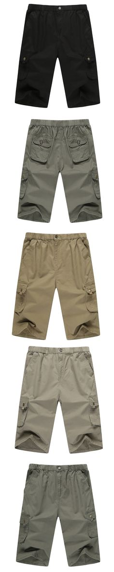 New Arrival Casual Shorts Men Cargo High Quality Loose Bermuda Shorts For Men Bermuda Dos Homens