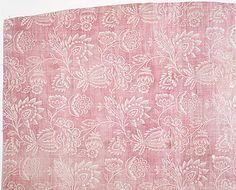 Piece - 18th Century French Cotton