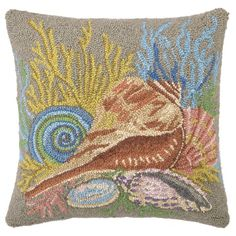 Nature's Color I Pillow from the Sea Change event at Joss and Main!
