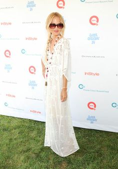 The Evolution of the Caftan: Rachel Zoe