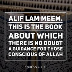 """""""This is the verse that challenged me to read the Quran in an attempt to disprove this verse, but all it lead to was..."""" Click to read the full text"""
