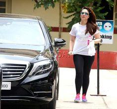 Photos: Kareena Kapoor Khan, Shahid Kapoor and Mira at gym - Entertainment  #bebo #kareenakapoorkhan #bollywooddiva #gymlooks #fitnessgoals #bollywoodmovies #bollywoodactress