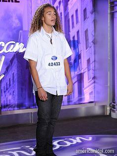 DeAndre Brackensick American Idol