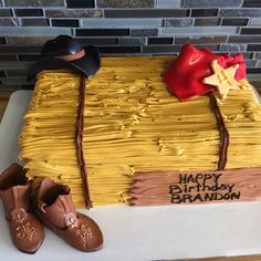 1000 Ideas About Cowboy Boot Cake On Pinterest Cowgirl