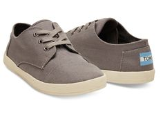An airy sneaker for stepping into spring adventure, with a canvas upper to give your style a subtle kick.