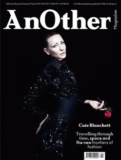 Cate Blanchett for AnOther Magazine autumn/winter 2013