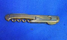 Vintage German Knife / Corkscrew / Opener #CL5