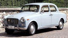 Lancia Appia 2a - 3a Serie