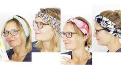 Voici 4 idées coiffure qui font suite aux DIY des bandeaux torsadés du mois d'août ! Bandeau Torsadé, Voici, Diy, Accessories, Style, Fashion, Bandeaus, Hairstyle Ideas, Swag
