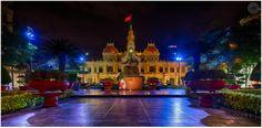 Ho Chi Minh Rathaus