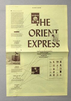 Mindthat: Glashaus: The Orient Express in Borges
