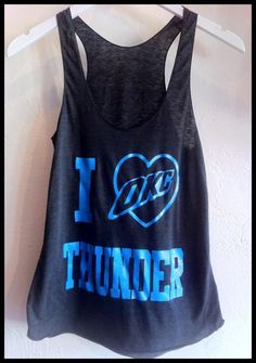I <3 OKC Thunder @ Royce