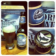 "@travelingcanucks's photo: ""Testing a new craft #beer tonight - Storm Watcher Winter Lager""  Read more - http://travelingcanucks.com/travel/series/beer-around-the-world/"