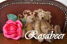 rosabeer by Rosabears, via Flickr