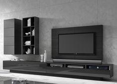 Veyron Tv Unit Whatsapp Order Line: .- Veyron Tv Unit Whatsapp Order Line: . Living Room Wall Units, Living Room Tv Unit Designs, Design Living Room, Design Bedroom, Tv Unit Decor, Tv Wall Decor, Tv Unit Furniture, Design Furniture, Lcd Wall Design