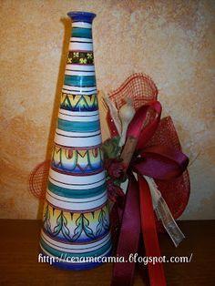 #bomboniere di #ceramica dipinte a mano #Italy http://ceramicamia.blogspot.it/2011/03/le-bomboniere-di-ceramica-dipinte-mano.html