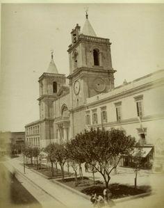 St. John Co-cathedral Valletta Malta circa 1870s