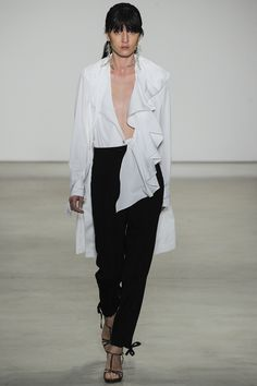 Tome Spring 2016 Ready-to-Wear Fashion Show