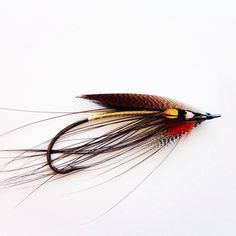 A no-name Spey Salmon Fly tied by FlyFishin'Jam . flytyingforum.com