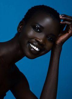 black women beautiful makeup by womencompleteblackbeautiful Beautiful Dark Skinned Women, Beautiful Black Women, Beautiful Eyes, Beautiful Pictures, Black Girl Magic, Black Girls, Black Girl Aesthetic, Brown Skin Girls, Dark Skin Beauty