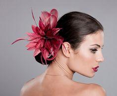Tocados para eventos y ocasiones especiales. #tocados #moda #eventos #eventos especiales #bodas #comuniones #bautizos #celebraciones #estilo #Artesanal #Elegancia #Estilo