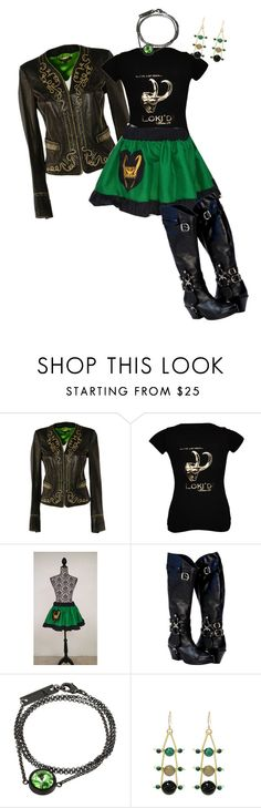 """Untitled #644"" by pholtond on Polyvore featuring Roberto Cavalli, V by Valkeniers and ZENTS"