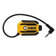 DEWALT DCR002 Bluetooth Radio Adaptor DEWALT http://www.amazon.com/dp/B00LCNGQJI/ref=cm_sw_r_pi_dp_jImawb118ZABN
