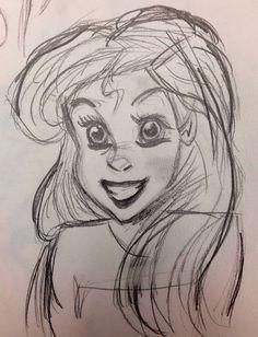 I sketched her :)