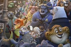 Which 'Zootopia' Character Are You? - Welcome to the mammal metropolis! - Quiz