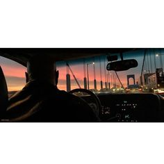 This is the Whitestone Bridge January 10 2017 photographer John Kisch (@john_duke_kisch) wrotes of this image It illustrates our family friend Limo Jimmy Mangelillo driving my wife Billie and I to an early morning flight from #JFK to #MexicoCity. Kisch got his start in commercial photography and assisted photographers Annie Leibovitz Bob Richardson Maureen Lambray and Denis Piel after college. After a dozen years shooting studio fashion still life and touring with musicians I married had…