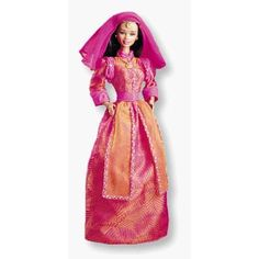 Dolls of the World Moroccan Barbie