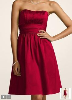 This is the color I want for my bridesmaid's dresses. :) I love rasberry!
